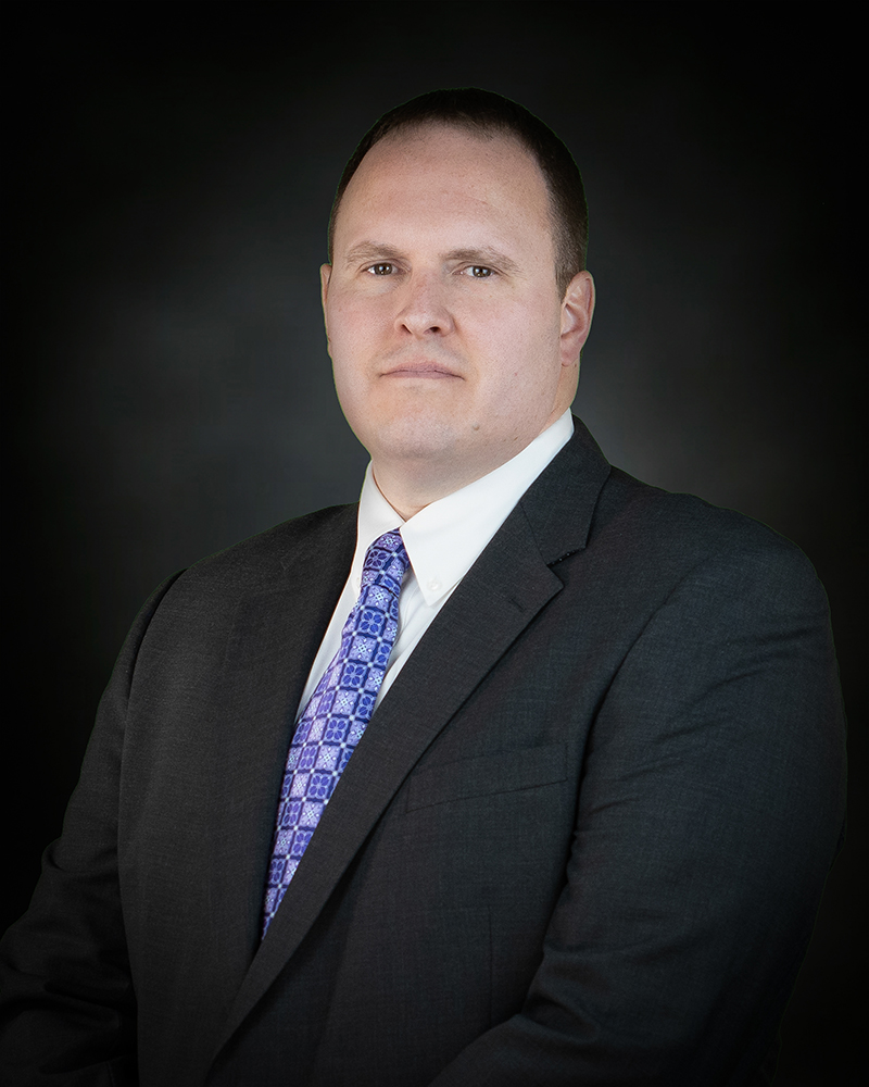 Jimmy Courtenay, The King Firm, The King Firm, Attorney Head Shot